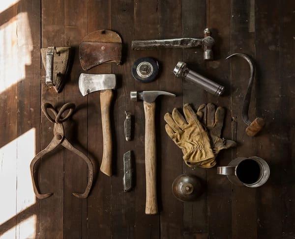 色々な道具の画像