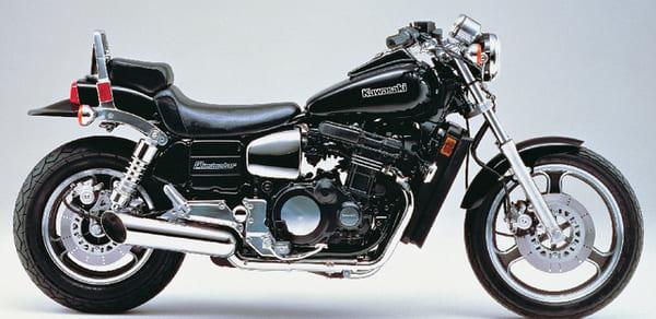 エリミネーター900の画像