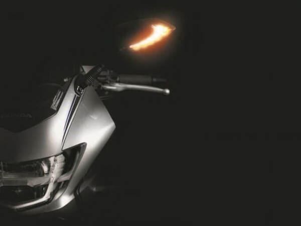シーケンシャルミラーウィンカーの画像