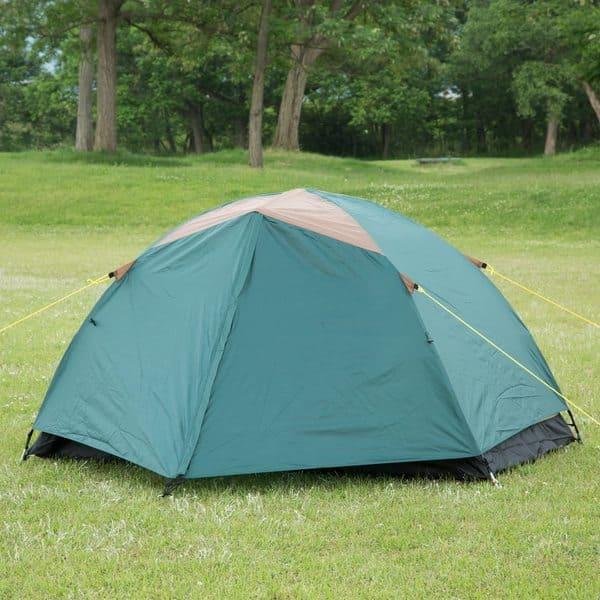 バンドックツーリングテントドーム型の画像