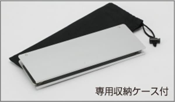 ポップアップソロテーブル フィールドホッパーの収納時画像