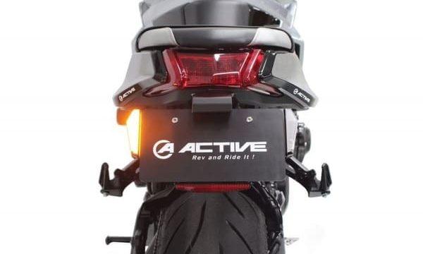 LEDナンバーサイドウィンカーの画像