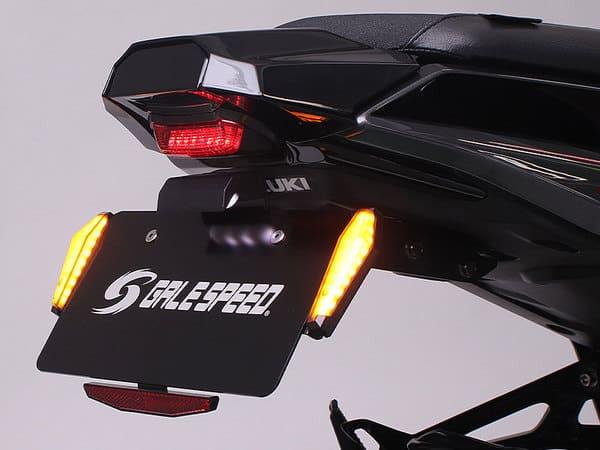 LEDナンバーサイドウィンカーの画像2