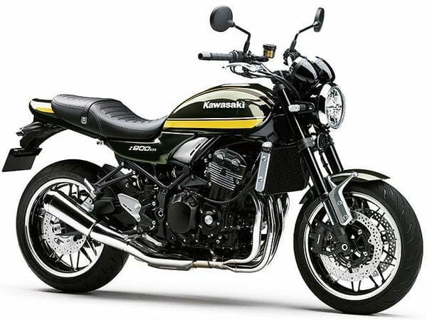 Z900RSの画像