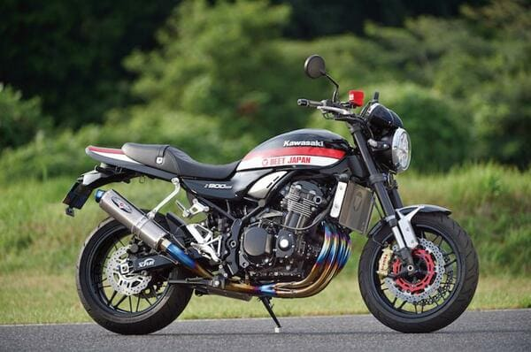 Z900RSの画像4