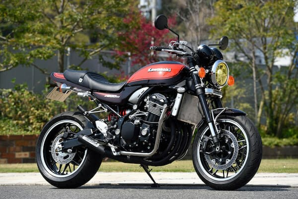 Z900RSの画像1