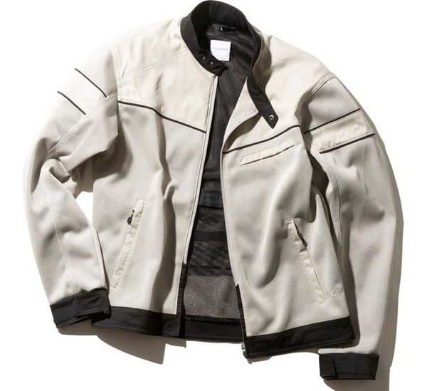 エアライダーメッシュジャケットの画像