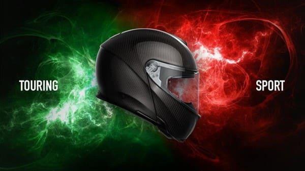 AGVのヘルメット画像