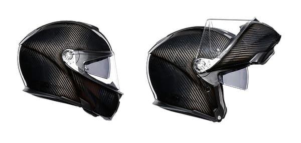 AGVのシステムヘルメット画像