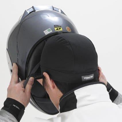 クールライドヘルメットインナーキャップの画像