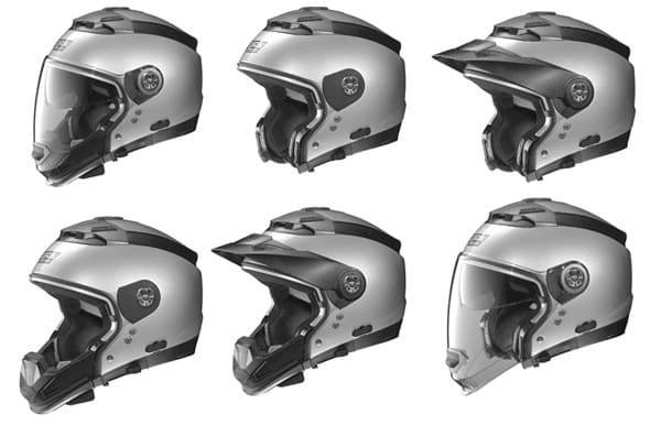 N44 EVOの6スタイル画像