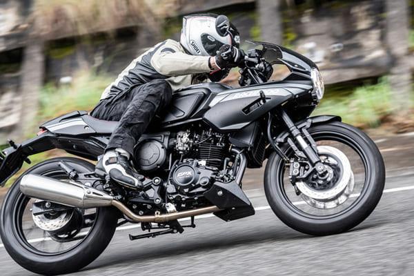 GPXのバイクの画像