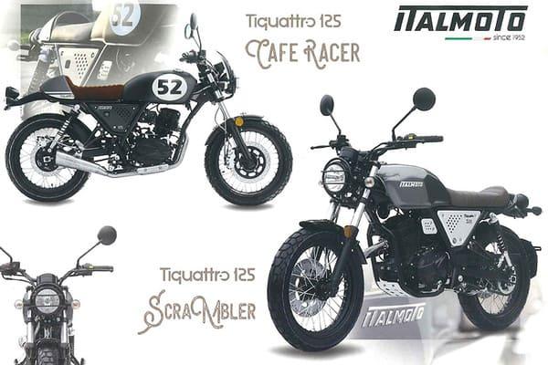 イタルモトのバイクの画像