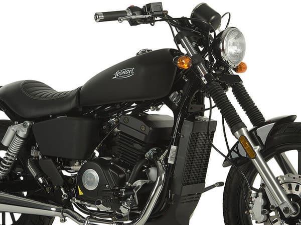 レオンアートSAのバイク画像2