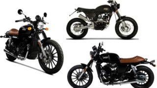 レオンアートSAのバイクの画像