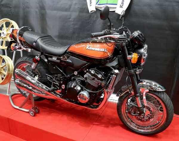 Z1スタイルのZ900RSの画像