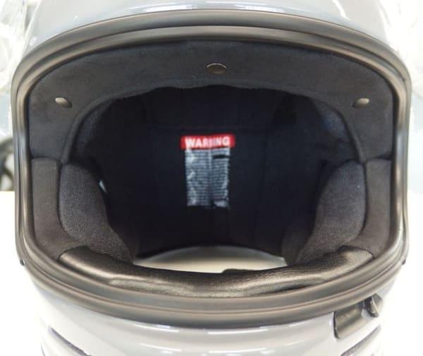 グラムスターのシールド開口部の画像