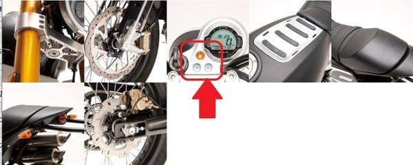 トラッカーの各種装備画像 (1)