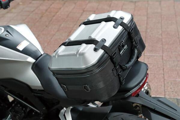 大きめなシートバッグの画像