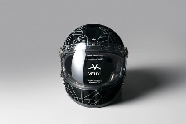 VELDTヘルメットの画像