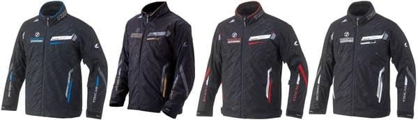 レーサーオールシーズンジャケットのカラーバリエーション画像