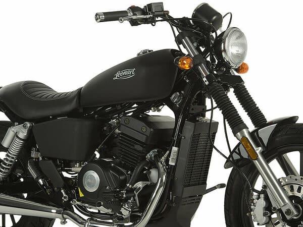 レオンアートのバイク画像