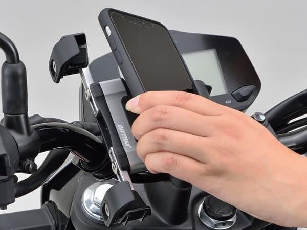 バイク用スマホホルダー3の画像