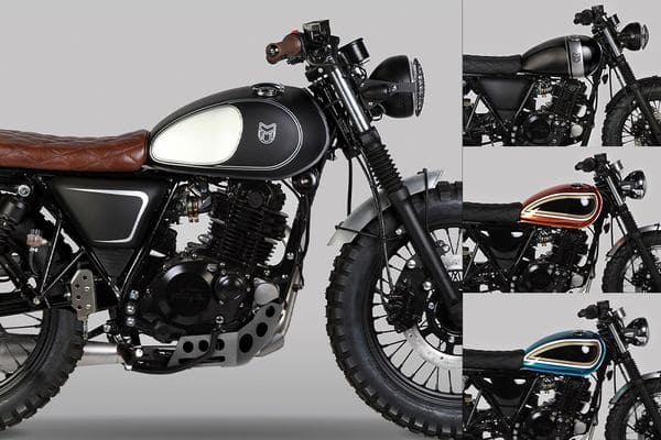 マットモーターサイクルズのバイクの画像