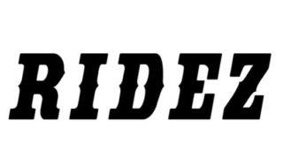 RIDEZのロゴ画像