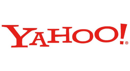 Yahoo!のロゴ画像