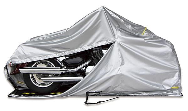 バイクカバーの画像