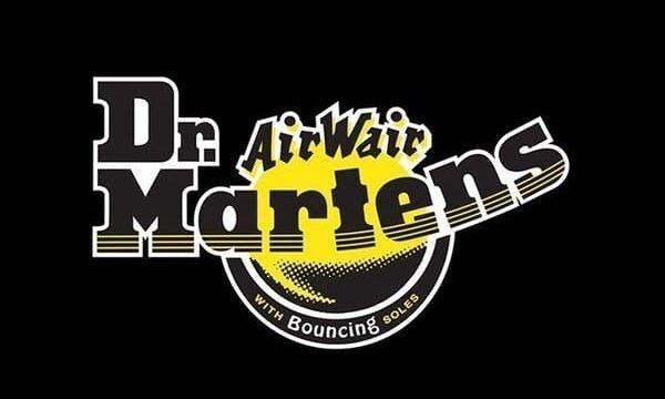 ドクターマーチンのロゴ画像