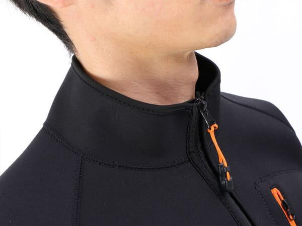 ライダースインナージャケットの画像