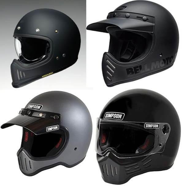 人気のヒャッハー系ヘルメットの画像