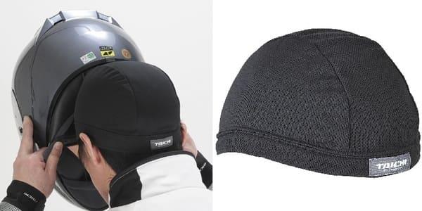 RSタイチ クールライドヘルメットインナーキャップの画像