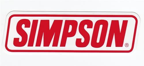 シンプソンのロゴ画像