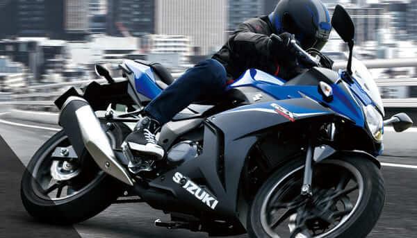 スズキ GSX250Rの画像