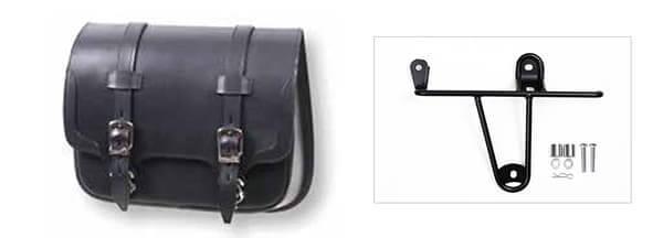 レブル250用サドルバッグの画像