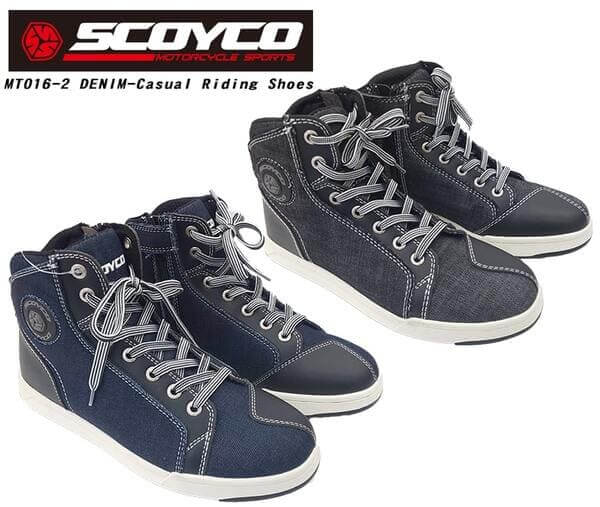 SCOYCOのスニーカー画像