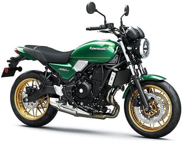 Z650RSの画像